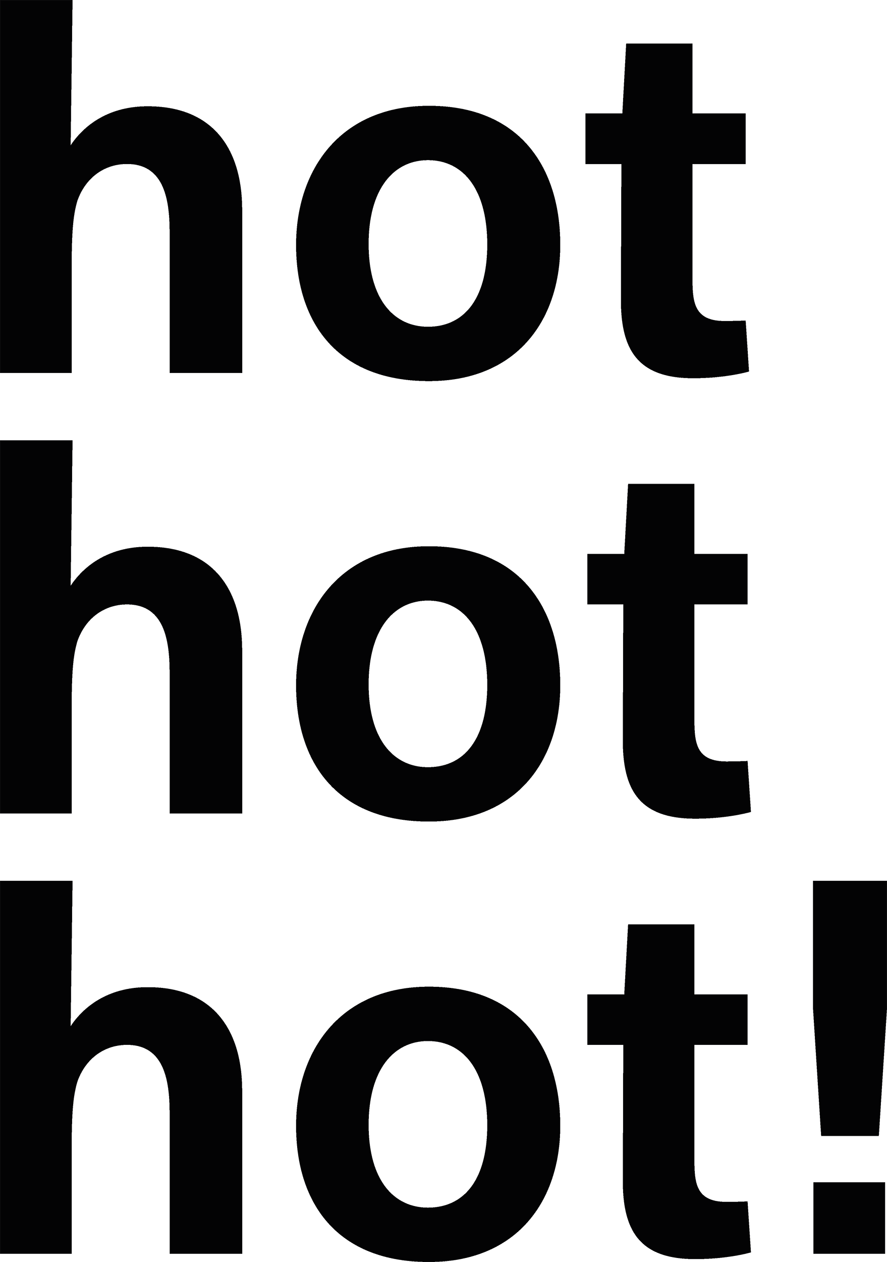 hot hot hot! Magazine